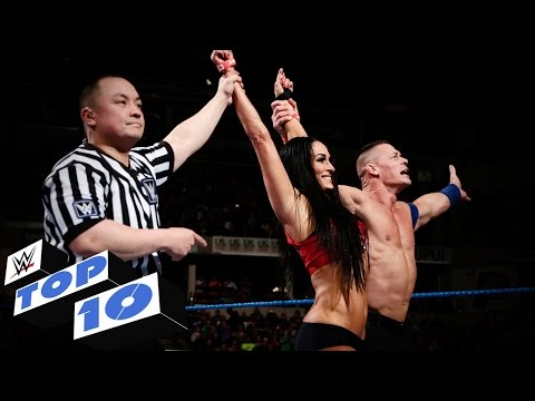 Thumbnail: Top 10 SmackDown LIVE moments: WWE Top 10, Mar. 7, 2017