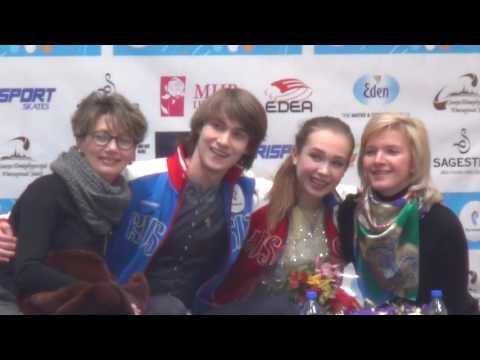 2017 Russian Jr Nationals - Sofia Polishchuk / Alexander Vakhnov FD