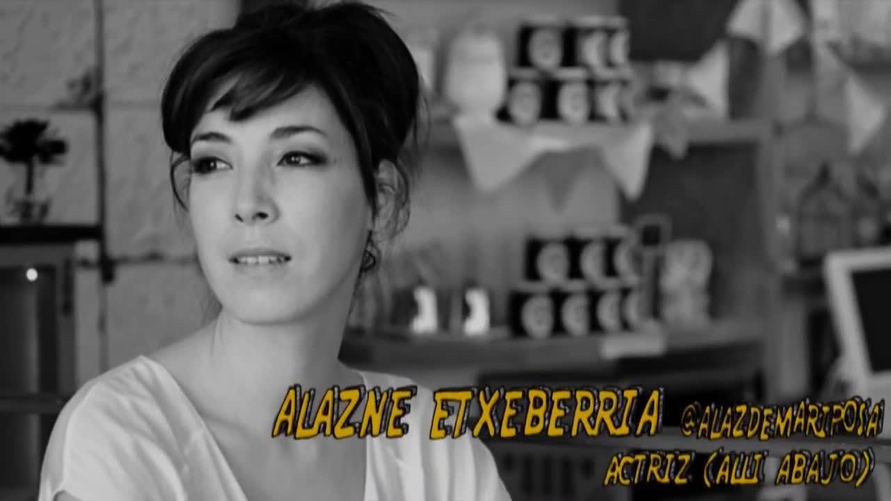 Alazne Etxeberria Nude Photos 48