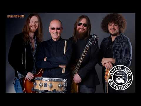 myRockworld - all you need is music - Interview w/ Brian Downey´s Alive And Dangerous / Thin Lizzy