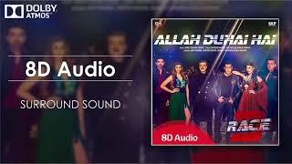 Allah duhai hai from race 3 audio MP3