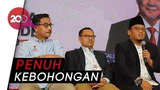 Jokowi Umbar Lahan Prabowo, BPN: Bernuansa Fitnah