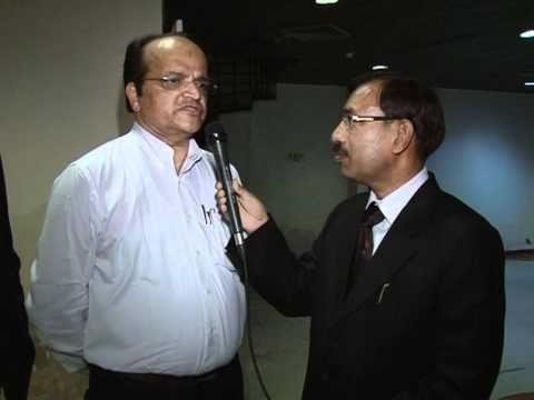 Apar India Chairman With Prof. VN Rajasekharan Pil...