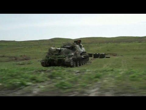 Документ о перемирии в Нагорном Карабахе готовят к подписанию.
