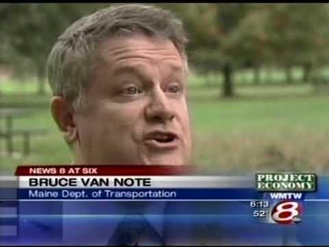 WMTW-TV 6pm News, October 9, 2012