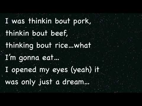 Nelly-Just a Dream (Parody) Food Version