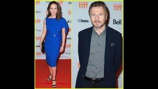 Liam Neeson & Diane Lane Premiere