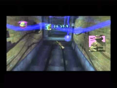 "TMNT 2007 Video Game - ""Techno Ninjutsu"" map 3 (PS2)"