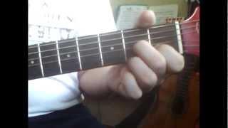 Романс Настеньки  О бедном гусаре  Аккорды на гитаре