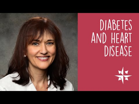 Diabetes and Heart Disease / Rebecca Smith, ANP