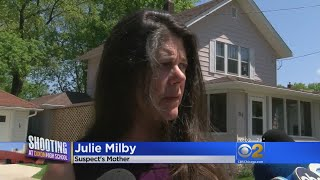 Mother Of Alleged Dixon Gunman: Milby Was 'Real Sad For A Long Time'