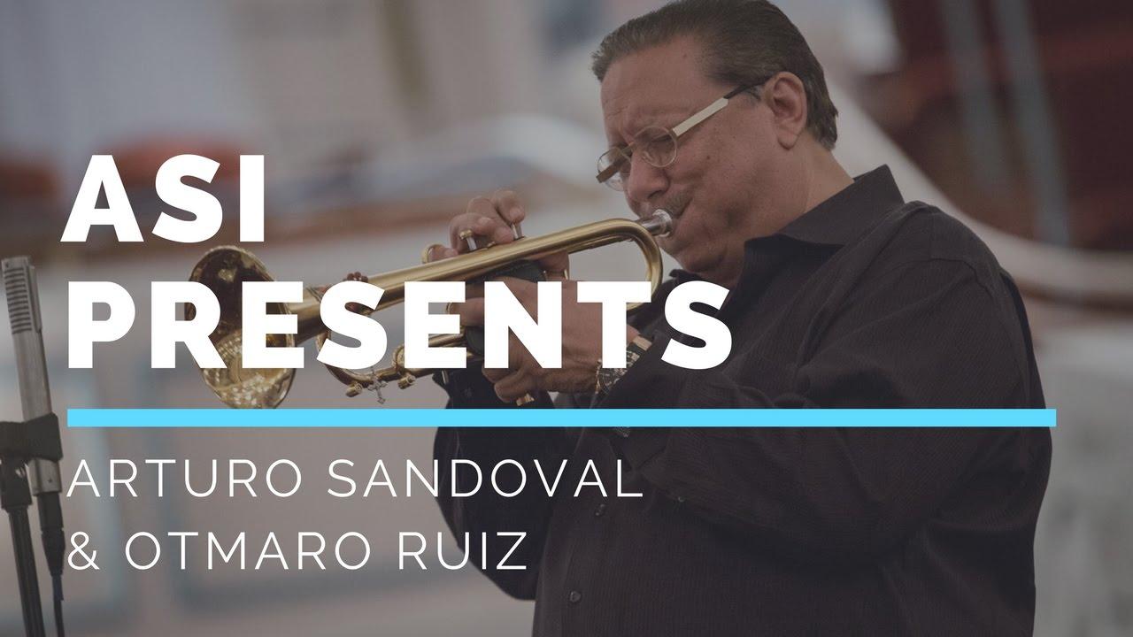 Arturo Sandoval Institute Presents Otmaro Ruíz!
