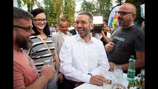 Herbert Kickl unterwegs in Krems: Überwältigender Zuspruch aus der Bevölkerung!