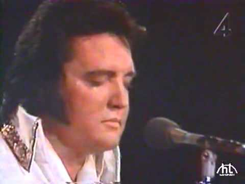 Elvis Presley last song ever 1977 from YouTube · Duration:  3 minutes 1 seconds