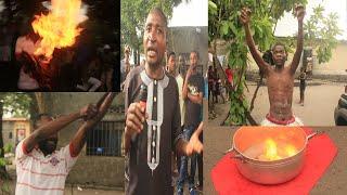 Le Magicien Du Moment à Kinshasa Il Défit EDINGWE Et MORT MORT