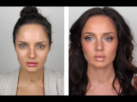makeup transformation victorias secret inspired youtube
