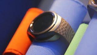 Первый обзор Samsung Gear S2