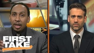 Would You Rather Have Tom Brady Or Bill Belichick? | First Take