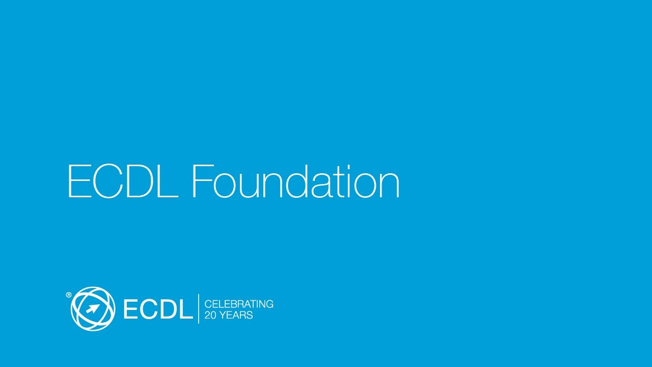 ECDL Foundation
