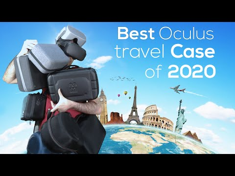 Best Oculus Go and Quest cases for Christmas- AMVR and accessory reviews