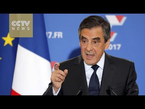 Fillon wins French Republicans' 2017 presidential nomination