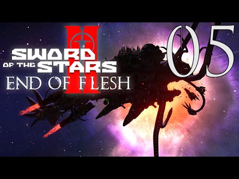 Let's Play Sword of the Stars 2: End of Flesh #05 - Enemies at the Gates |