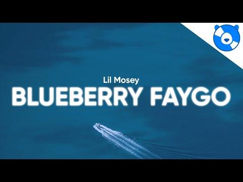 Lil Mosey - Blueberry Faygo (Clean - Lyrics)