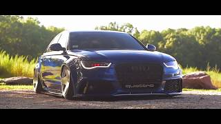 Electro's Wide Body Audi A6