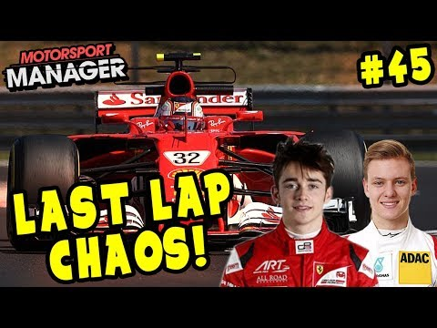 TRADING FASTEST TIMES WITH THE LEADER! - Motorsport Manager PC F1 Mod Part 45