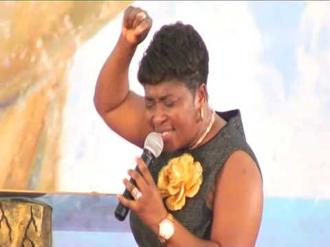 DOMINION HOUR BE CONTENT WITH WHAT YOU HAVE PT2 BY PASTOR SELINA MARFO