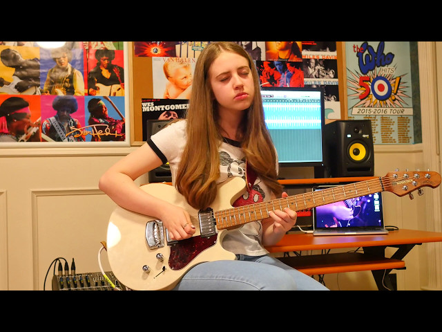 -Gravity- Guitar Cover by Ayla