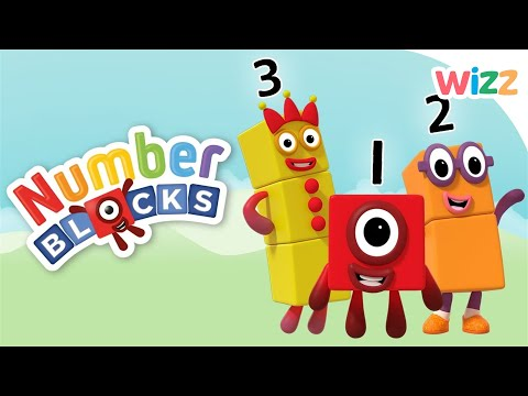 Numberblocks - 1,2,3 | Maths for Kids | Cartoons for Kids |
