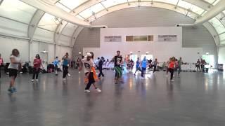 Aero Dance Valerio Leonese Toscana Fitness Festiva