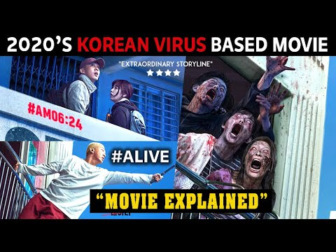 Alive 2020 Full Movie Alive Korean Movie Explained In Hindi Alive 2020 Full Movie Explained Youtube