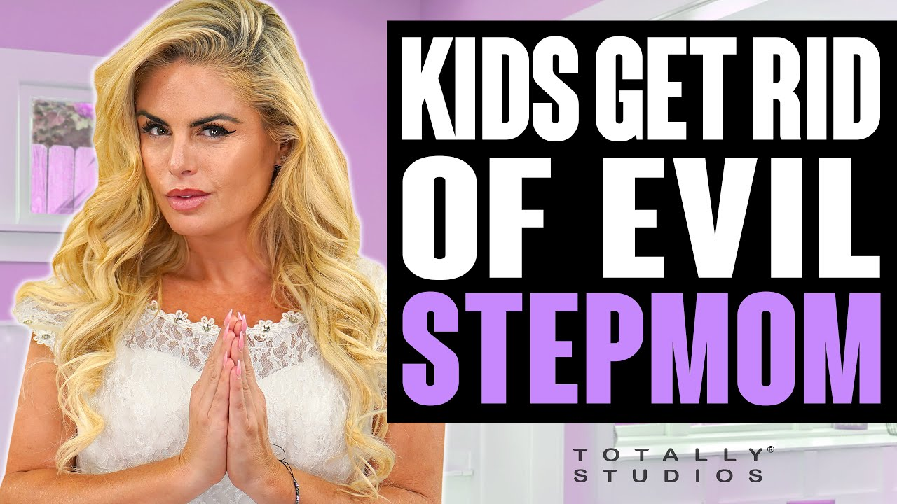 Download KIDS GET RID of Evil STEPMOM. She Tricks their Dad to Get Married. Surprise Ending.