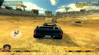 Flat Out 2 Gameplay