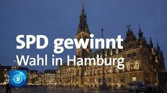 Wahl in Hamburg: SPD gewinnt, FDP und AfD knapp drin (vorl. Ergebnis)