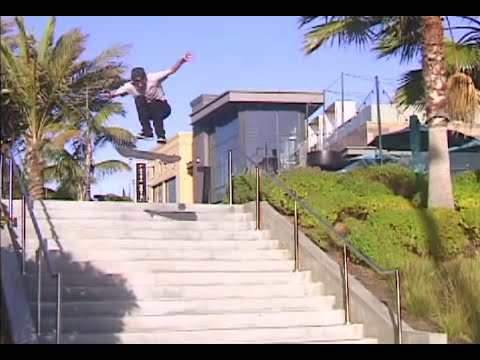 Jeff DeChesare ~ New Street Part ~ Actual Skateboarding