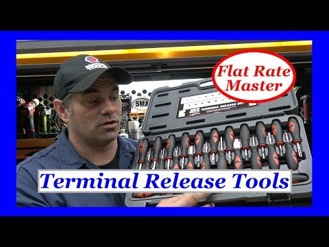 Terminal Release Tools