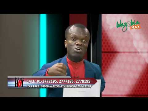 Human Trafficking: What Is The Solution?   AsEdeyHot   WazobiaMax