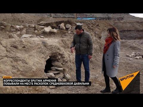 Как армянские археологи превратили футбольное поле в наследие Средневековья