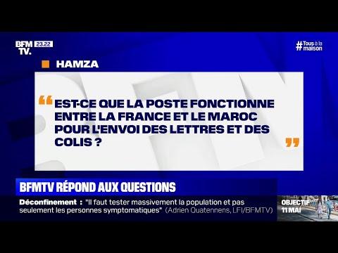 Est-ce que La Poste fonctionne entre la France et le Maroc ? BFMTV répond à vos questions