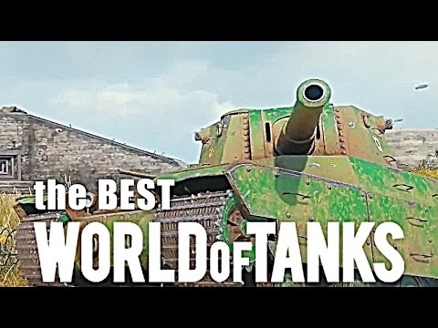 Best WTF Moments #1-10 Funny, Bugs, Fails & Epic Wins [World of Tanks]