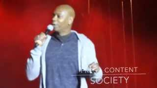 Dave Chappelle 'Aahh Fest' Stand up