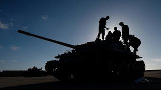 La bataille pour Tripoli s'enlise