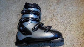 видео Горнолыжные ботинки Rossignol