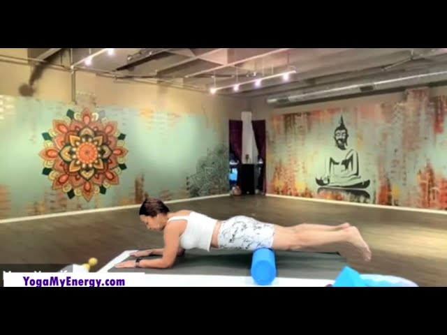 Yin Yoga for deep stretches for the entire body