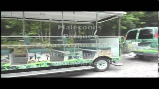 Remolque Smart Tour Wagon abierto