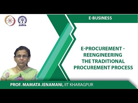 E-procurement -Reengineering the traditional procurement process