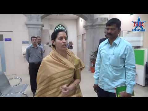 Solapur Passport Office Opening News 26 07 2017